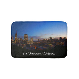 Bad-Matte San Francisco Skyline-#4 Badematte