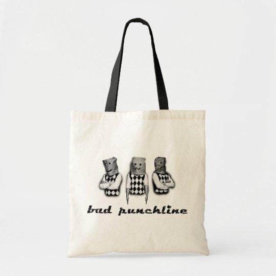 bad punchline - bag masks tragetasche