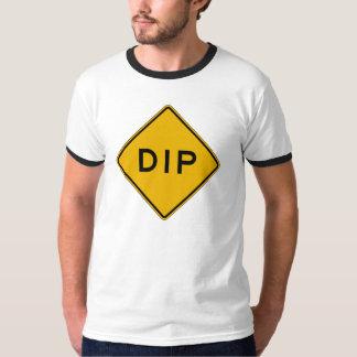 Bad, Verkehrs-Warnzeichen, USA T-Shirt