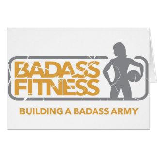 Badass Fitness Swag! Karte