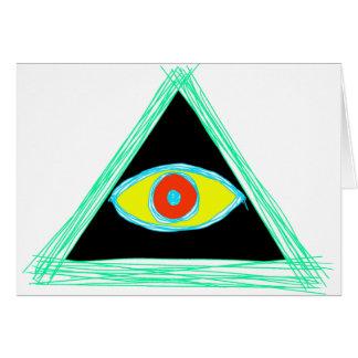 Badass Illuminati Karte