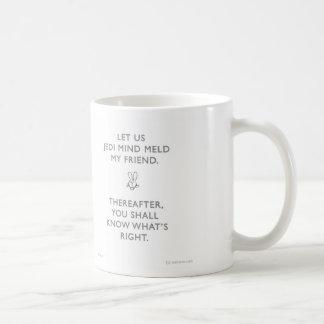 Badass WW013 Häschen jedi Verstand erklärt waitwot Kaffeetasse