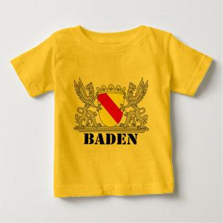 Badischer Greif mi Schrift Baden Baby T-shirt