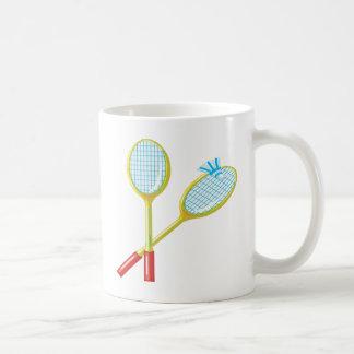Badminton 3 kaffeetasse