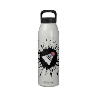 Badminton-Explosions-Wasser-Flasche Trinkflaschen