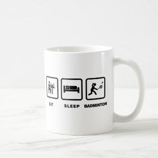 Badminton Kaffeetasse