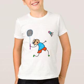Badminton-Kind T-Shirt