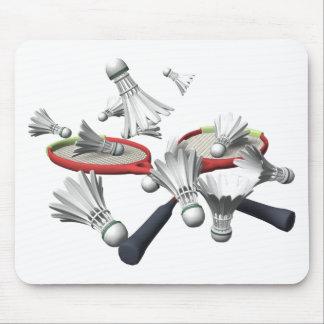 Badminton Mousepad