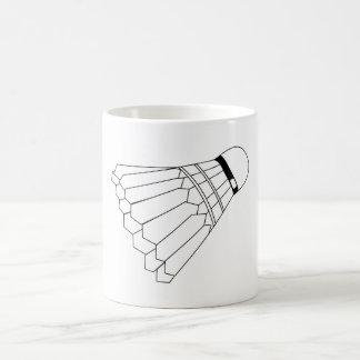 Badminton-Shuttle Kaffeetasse