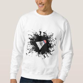 Badminton-städtische Art Sweatshirt