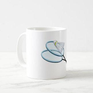 Badminton-Tasse Kaffeetasse