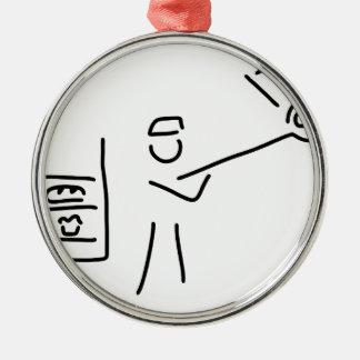 baecker baeckerei handwerk silbernes ornament