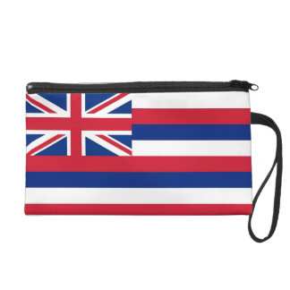 Bagettes Tasche mit Flagge von Hawaii, USA
