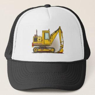 Baggerschaufel-Hut Truckerkappe