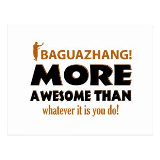 Baguazhang Kampfkunst-Geschenkartikel Postkarte