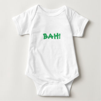 Bah! Baby Strampler