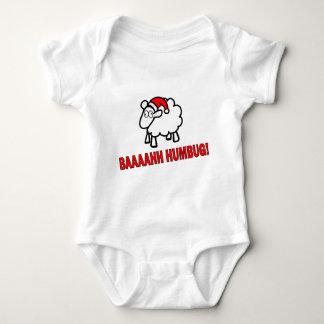 Bah Humbug! Baby Strampler