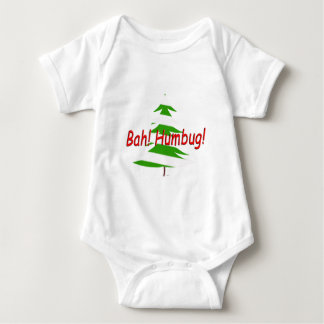 Bah! Humbug! Baby Strampler