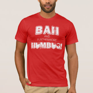 Bah u. außerdem Humbug T-Shirt