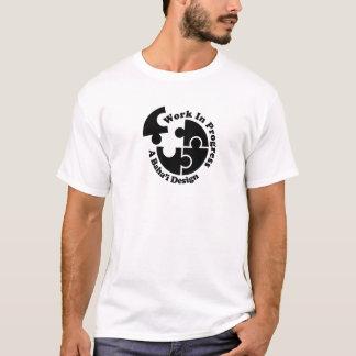 Bahai im Entstehen befindliches Werk T-Shirt