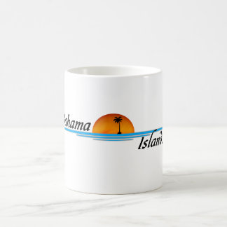 Bahama Insel-Tasse Tasse