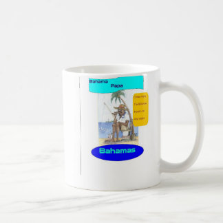 Bahama Papa Kaffeetasse