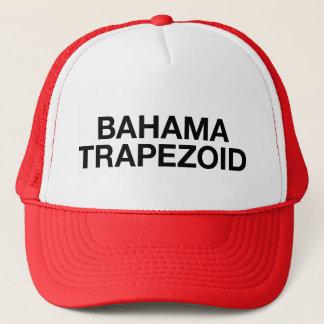 BAHAMA PARALLELTRAPEZ-Spaßslogan-Fernlastfahrerhut Truckerkappe