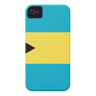 Bahamas-Flagge Case-Mate iPhone 4 Hülle