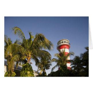 Bahamas, großartige Bahama Insel, Freihafen, Karte