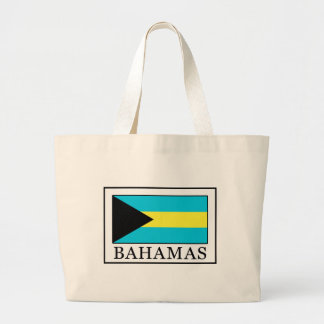 Bahamas Jumbo Stoffbeutel