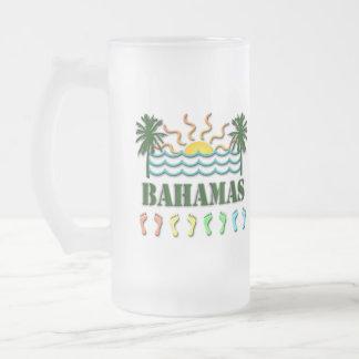 Bahamas Mattglas Bierglas