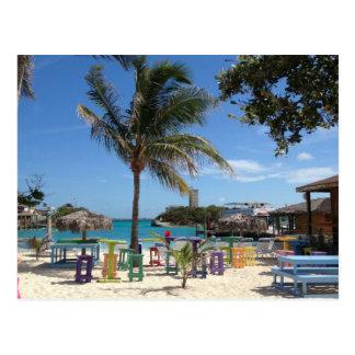 Bahamas Postkarte