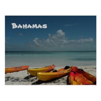 Bahamas-Postkarte Postkarte