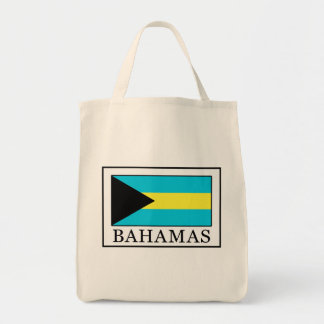 Bahamas Tragetasche