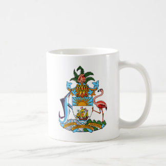 Bahamas-Wappen Tasse