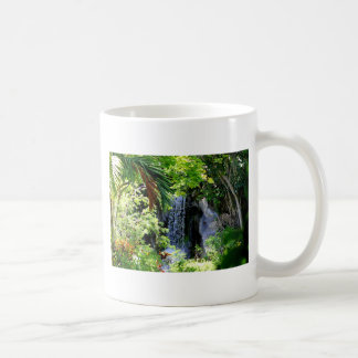 Bahamas-Wasserfall Kaffeetasse