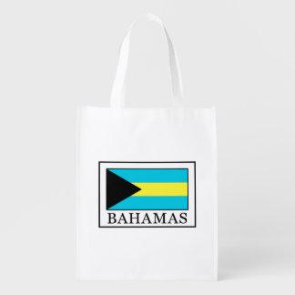Bahamas Wiederverwendbare Einkaufstasche