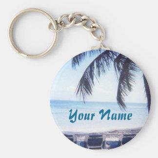 Bahamaspersonalisierte Schlüsselkette Schlüsselanhänger
