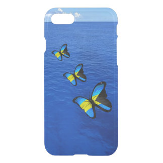 Bahamischer Schmetterling Ipone 7 Fall iPhone 8/7 Hülle