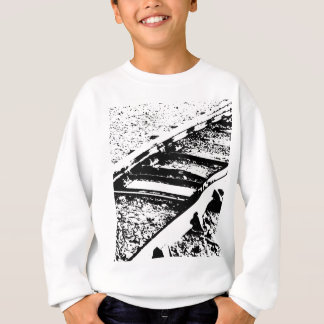 Bahnlinien Sweatshirt