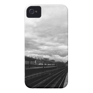 Bahnstation iPhone 4 Cover