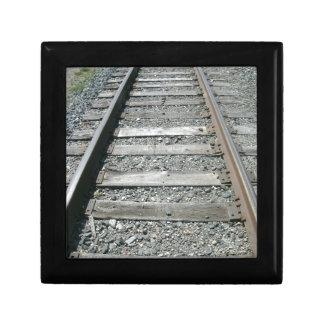 Bahnstrecken Geschenkbox