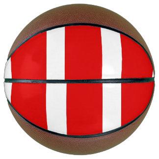 Bahrain-Flagge Basketball