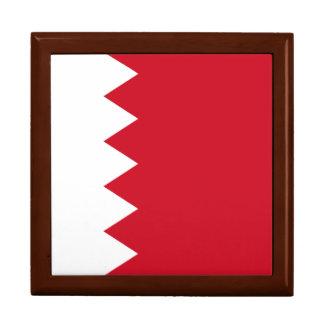 Bahrain-Flagge Erinnerungskiste