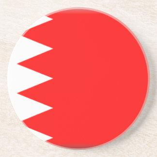 Bahrain-Flagge Untersetzer