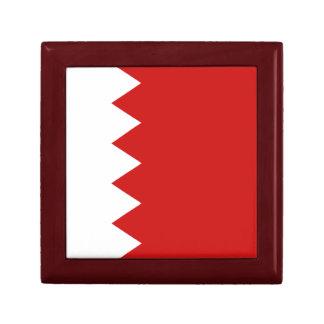 Bahrain-Flaggen-Geschenkboxen Erinnerungskiste