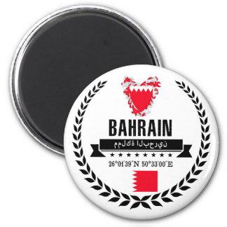 Bahrain Runder Magnet 5,7 Cm