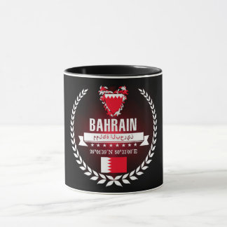 Bahrain Tasse