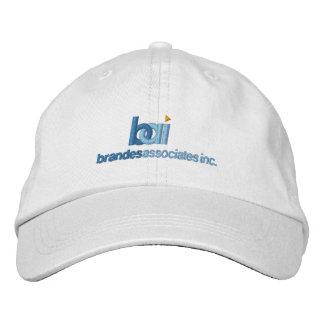 Bai-Baseballmütze Bestickte Kappe