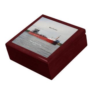 Baie Comeau Andenkenkasten Geschenkbox